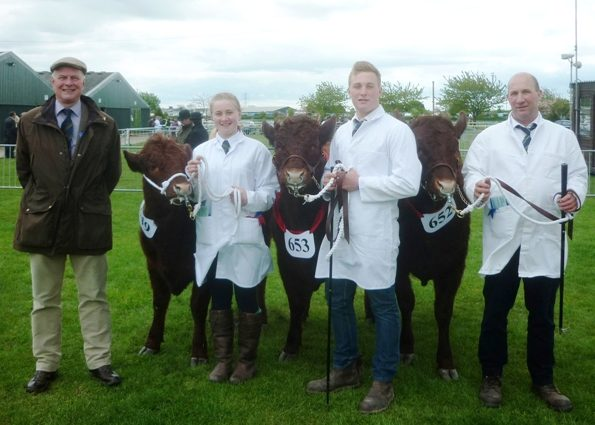 2015 NOTTINGHAM COUNTY SHOW