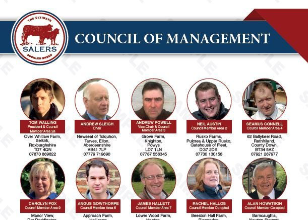 NEW SOCIETY COUNCIL OF MANAGEMENT