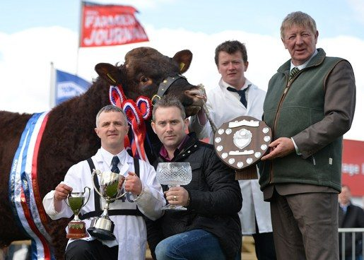 Read more about the article DRUMLEGAGH CLINCHES BALMORAL