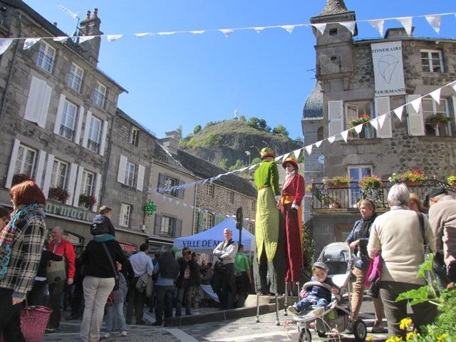 Murat - Festival of the Cornet (of the food variety!)